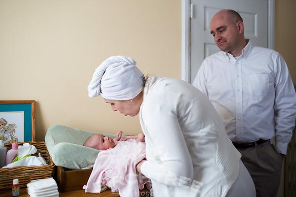 Abigail Keim Baby Photos