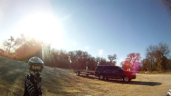 Dirt Bike at Trophy Club