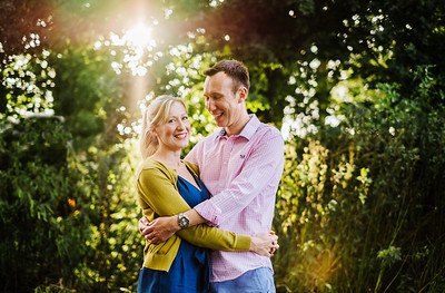 Vix & Oliver Engagement Shoot