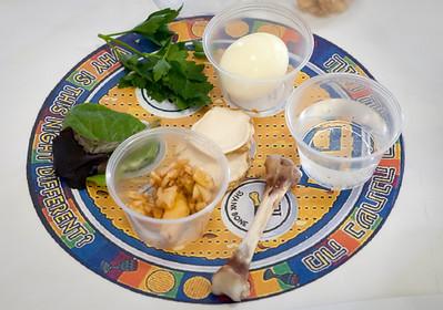 Seder Dinner 2014