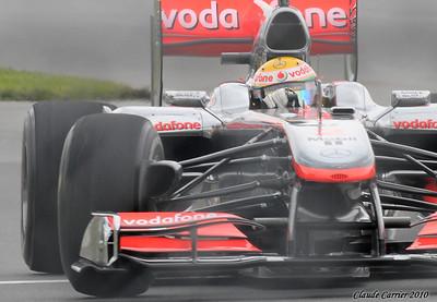 Formule 1, Montréal 2010