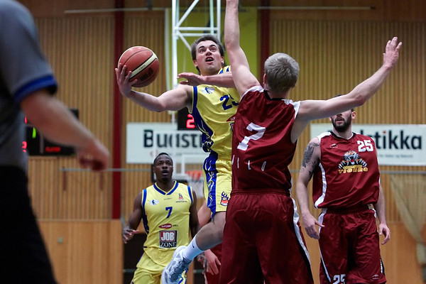 Asker Aliens - Centrum Basket (111026)