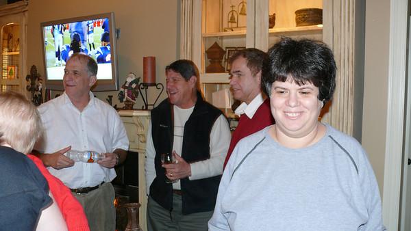 2007, 12-23 Christmas at Bills