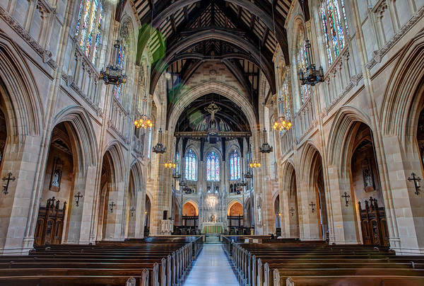 ST DOMINIC'S CATHOLIC CHURCH