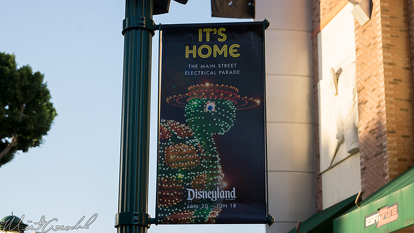 Disneyland Resort, Downtown Disney, Main Street Electrical Parade