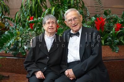 Burgess 70th Wedding Anniversary