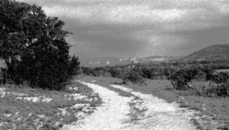 road mountains chalk and charcoal.jpg