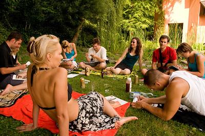 Annekäthi & Marcel's Summer-Party