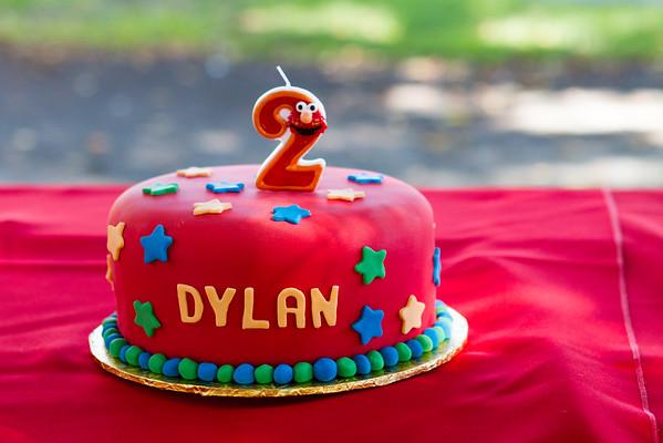 Dylan's 2nd Birthday