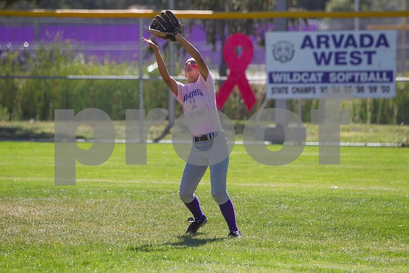 Varsity Softball Pink Game