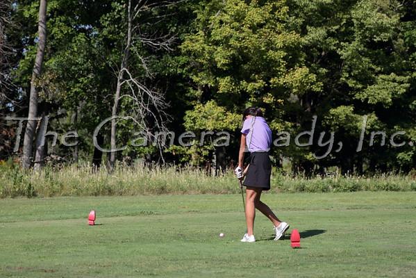 CHCA 2015 Girls Var Golf vs Fenwick 09.10