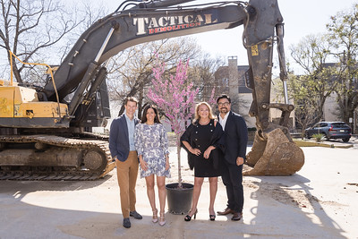 Groundbreaking of The Terminal at Katy Trail