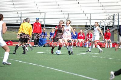 St. Clair V Girls Soccer Ag. Lakeshore