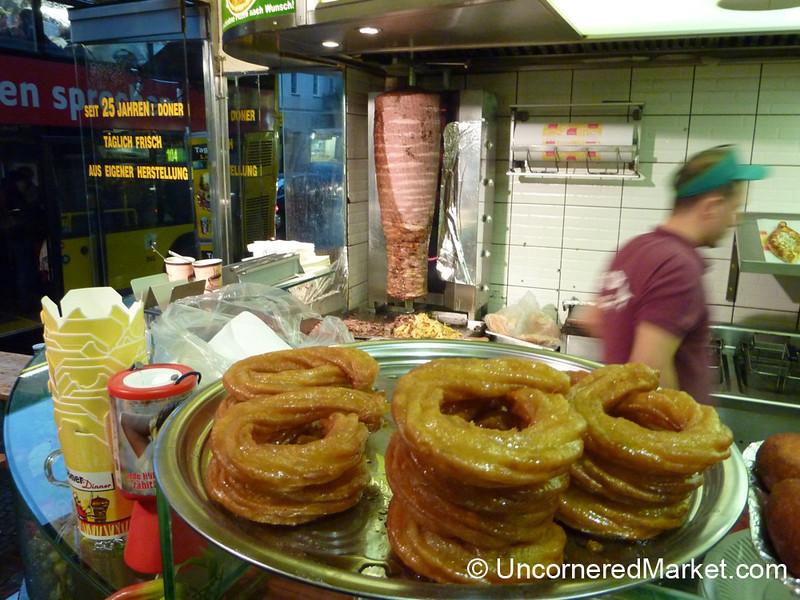 Turkish Sweets - Berlin, Germany