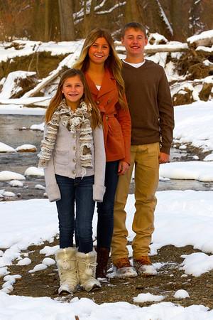 Jake, Jess and Abbey