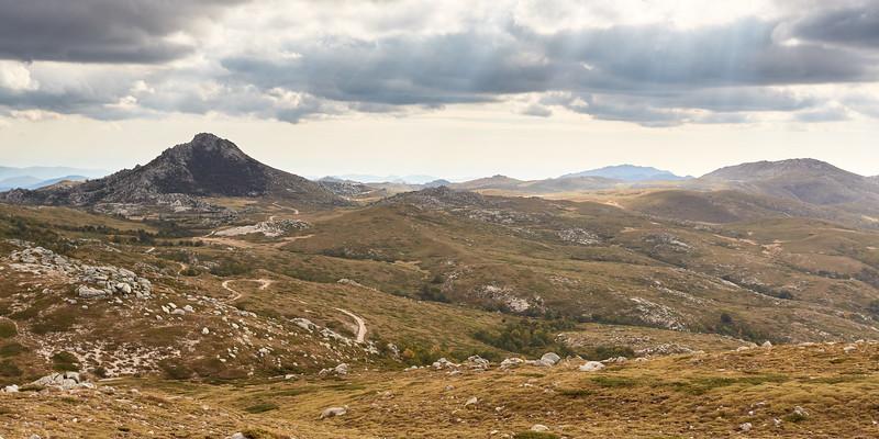 Plateau de Coscione, Corse, France