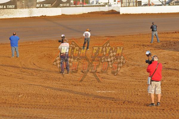 9-29-2012 Lucas Oil Speedway Jesse Hockett Daniel McMillin Memorial ASCS NT