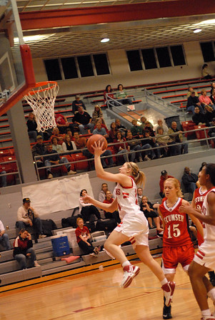 Stebbin's Girls Basketball 2007-2008