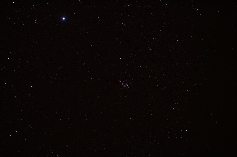 Caldwell 94 - NGC4755 - Jewel Box Cluster with Beta Crucis 3/1/2011 (Processed stack)
