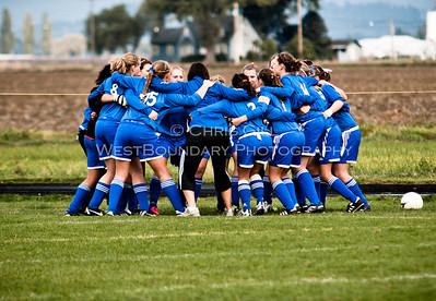 Lady Vikings Soccer 2011