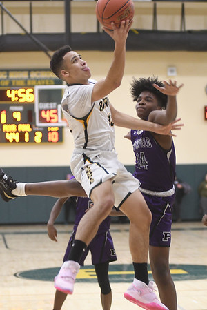 Taconic-Pittsfield Boys Basketball - 010820