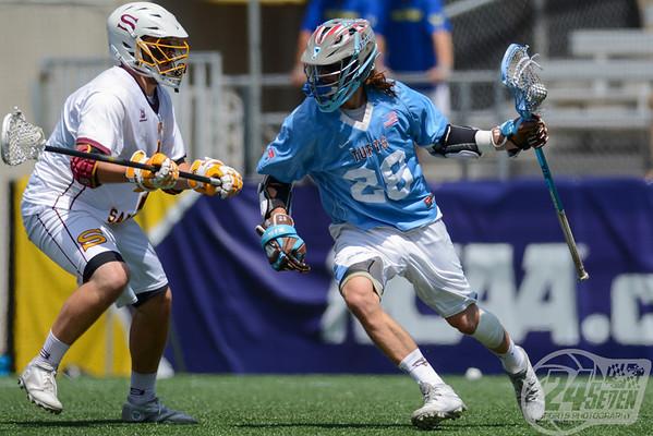 Salisbury vs. Tufts: NCAA DIII National Championship 05-25-2014