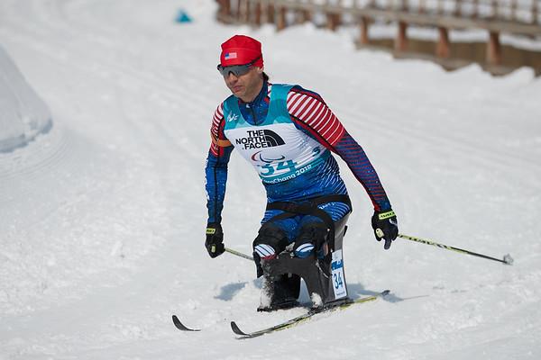 3-10-2018 Men's 7.5 km Sitting Biathlon