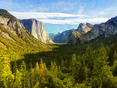 Yosemite: A Grand Beauty