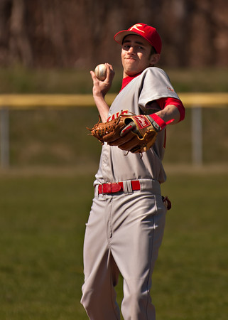 Hazleton at Redeemer Baseball 04/14/11