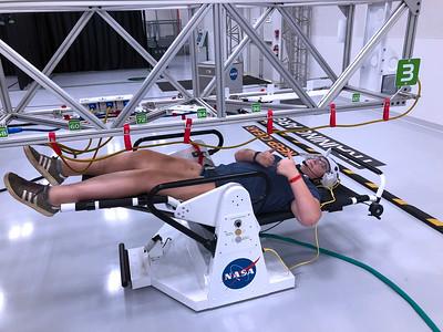 Kennedy Space Center & HHN 2018