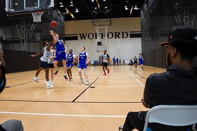Jay McAuley Basketball Camp