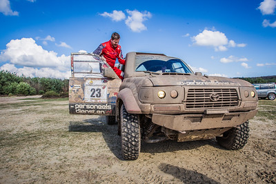 VHC Offroad Rally Havelte 2017