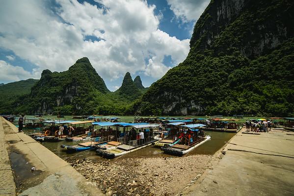 Langshi & Li River
