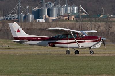 """Cessna 172RG """"Cutlass"""""""