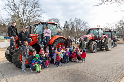 3/28/2019 - Fremont FFA 15th Annual Drive Your Tractor to School Day