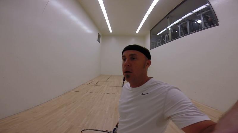 Racquetball Video