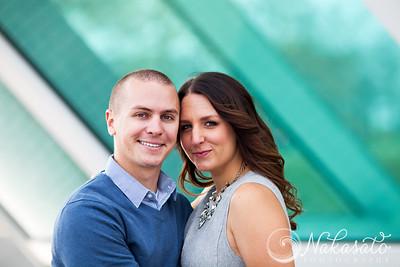 Kristine & Andrew {engagement session}