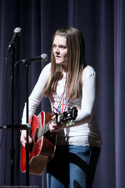 AHS-NHS Talent show 3/19/10
