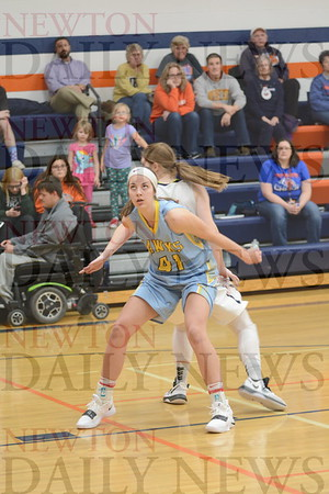 Colfax-Mingo vs. Lynnville-Sully Basketball 12-5-18