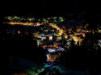 Around Davos
