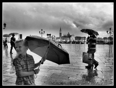Venezia 2008 in bianco e nero