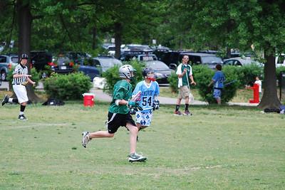 2010 U15 Jrs v Pr Fred Eagles, 5/16/10