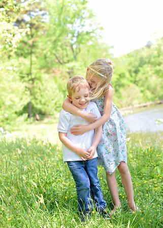 Hayden & Tyler {spring mini}