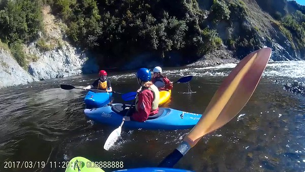 kayaking 2017