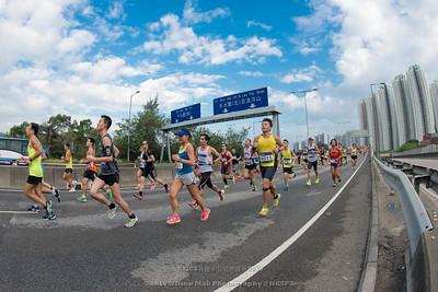 ASICS香港十公里挑戰賽2014