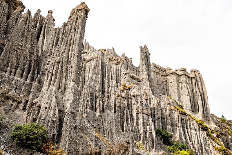 Putangirua Pinnacles