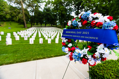 Alton National Cemetery Memorial Day Ceremony 2021