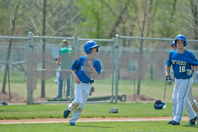 Spikes Baseball Oxford Sat. A.M.