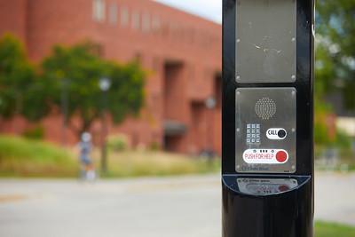 2019 UWL Campus Emergency Phones