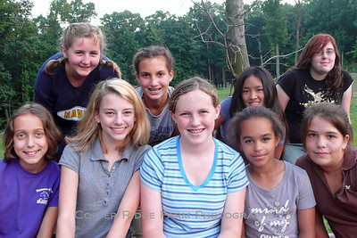 Copper Ridge Farm Camp 2007